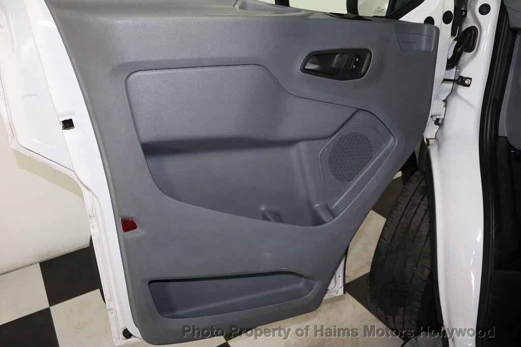 "2015 Ford Transit Cargo Van T-250 130"" Low Rf 9000 GVWR Swing-Out RH Dr - 17933697 - 11"