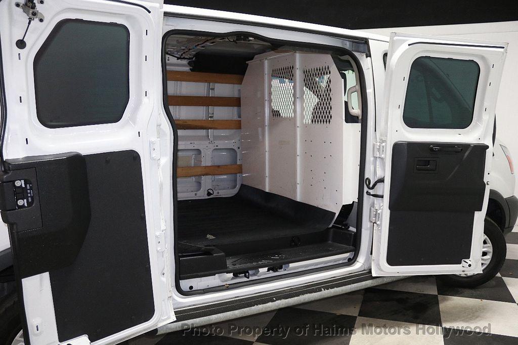 "2015 Ford Transit Cargo Van T-250 130"" Low Rf 9000 GVWR Swing-Out RH Dr - 17933697 - 12"