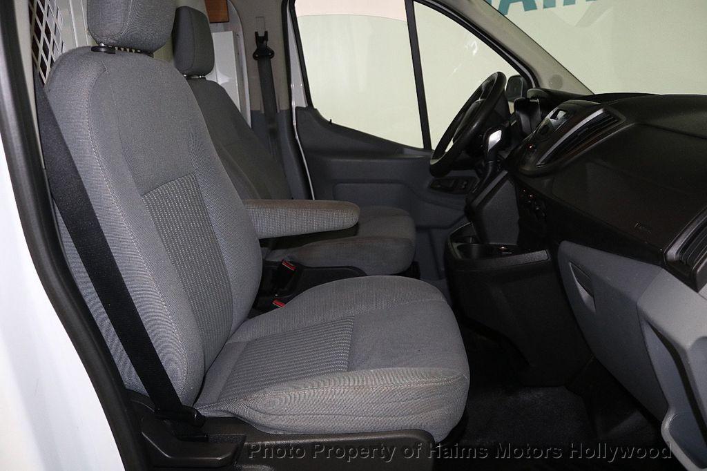 "2015 Ford Transit Cargo Van T-250 130"" Low Rf 9000 GVWR Swing-Out RH Dr - 17933697 - 14"