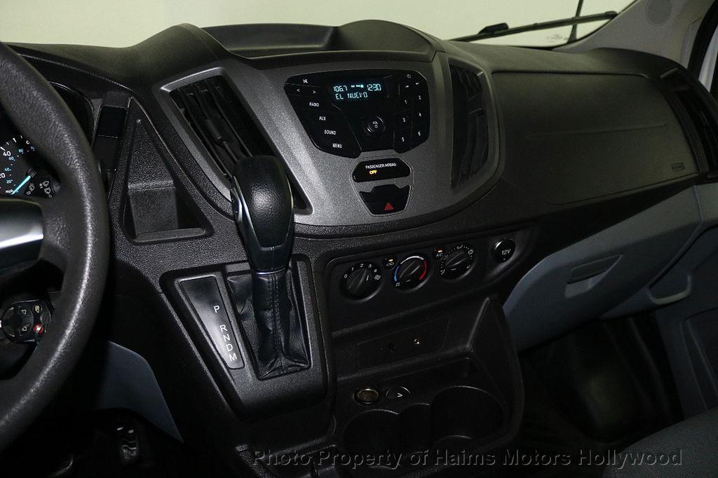 "2015 Ford Transit Cargo Van T-250 130"" Low Rf 9000 GVWR Swing-Out RH Dr - 17933697 - 17"