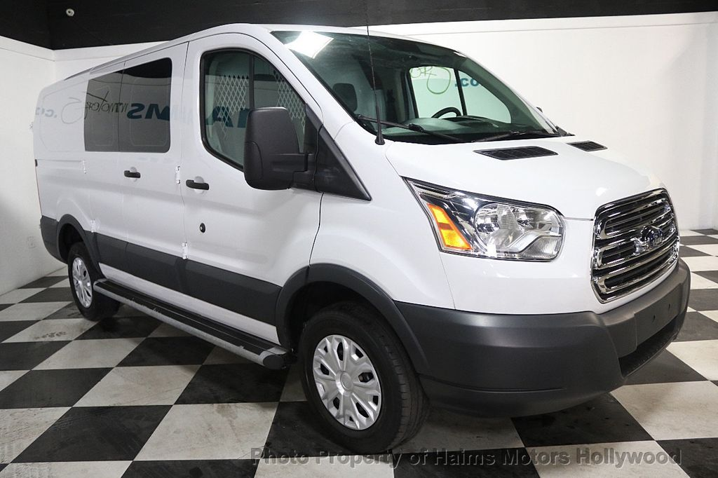 "2015 Ford Transit Cargo Van T-250 130"" Low Rf 9000 GVWR Swing-Out RH Dr - 17933697 - 3"