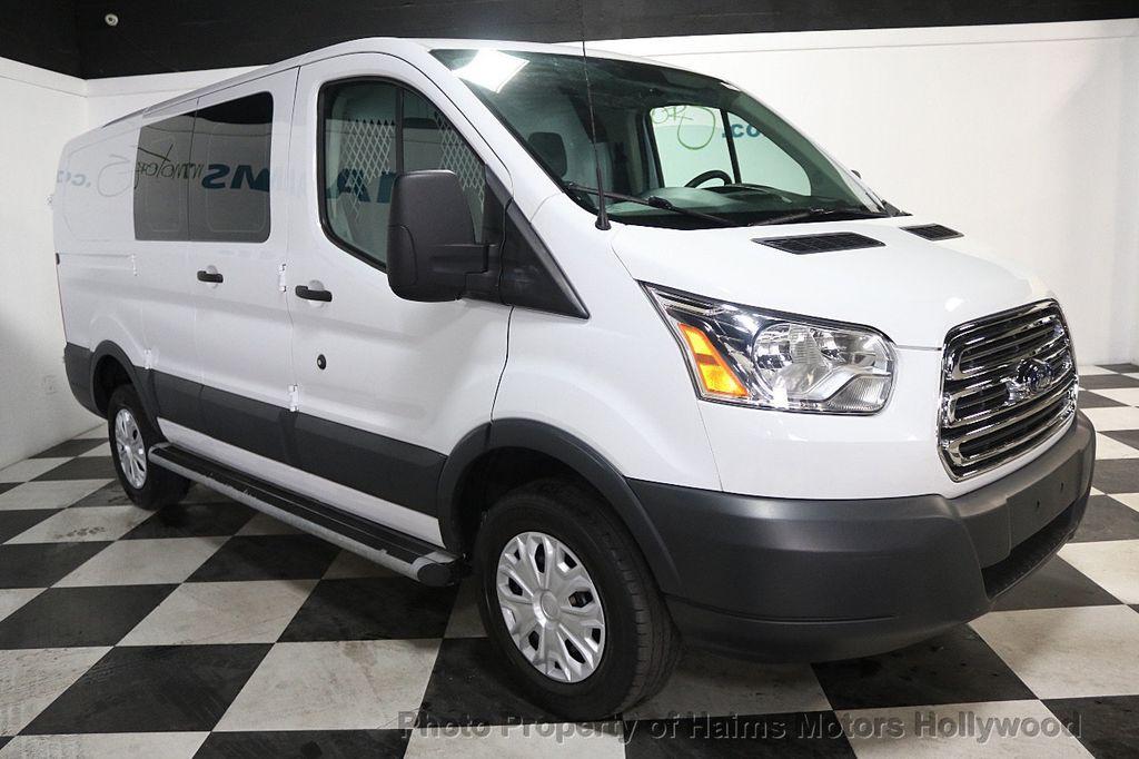 "2015 Ford Transit Cargo Van T-250 130"" Low Rf 9000 GVWR Swing-Out RH Dr - 17933697 - 3"