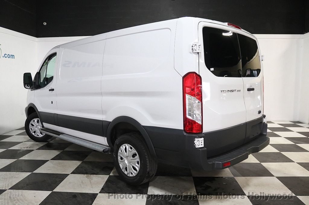 "2015 Ford Transit Cargo Van T-250 130"" Low Rf 9000 GVWR Swing-Out RH Dr - 17933697 - 4"