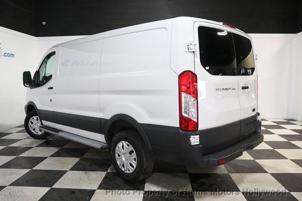 "2015 Ford Transit Cargo Van T-250 130"" Low Rf 9000 GVWR Swing-Out RH Dr - 17933697 - 4"