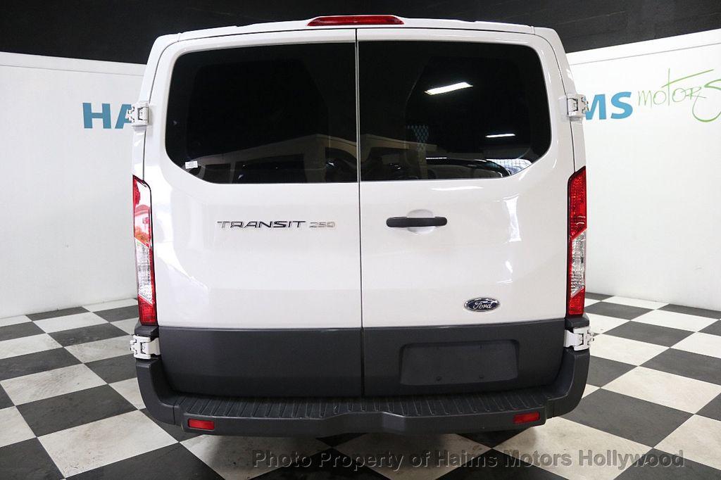 "2015 Ford Transit Cargo Van T-250 130"" Low Rf 9000 GVWR Swing-Out RH Dr - 17933697 - 5"