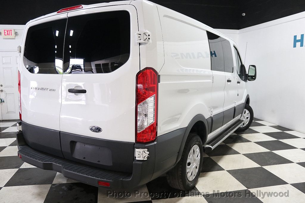 "2015 Ford Transit Cargo Van T-250 130"" Low Rf 9000 GVWR Swing-Out RH Dr - 17933697 - 6"
