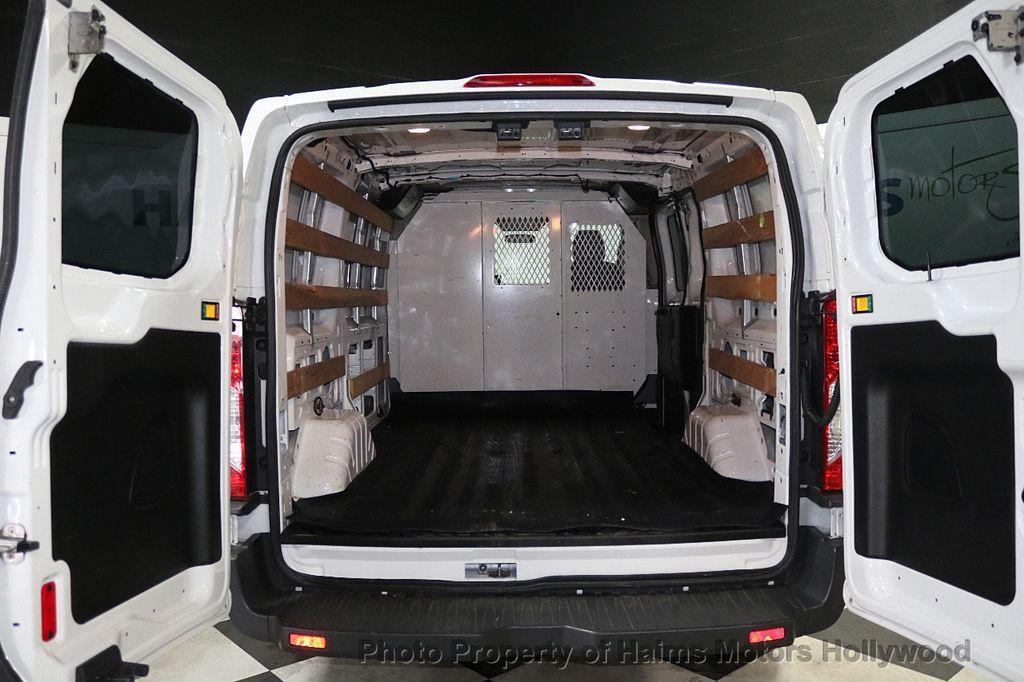 "2015 Ford Transit Cargo Van T-250 130"" Low Rf 9000 GVWR Swing-Out RH Dr - 17933697 - 8"
