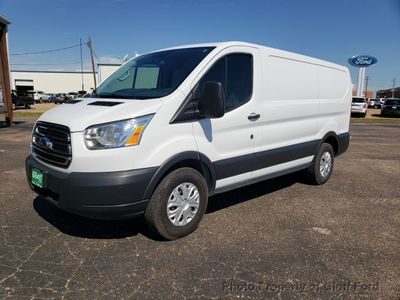 "2015 Ford Transit Cargo Van T-250 130"" Low Rf 9000 GVWR Swing-Out RH Dr"