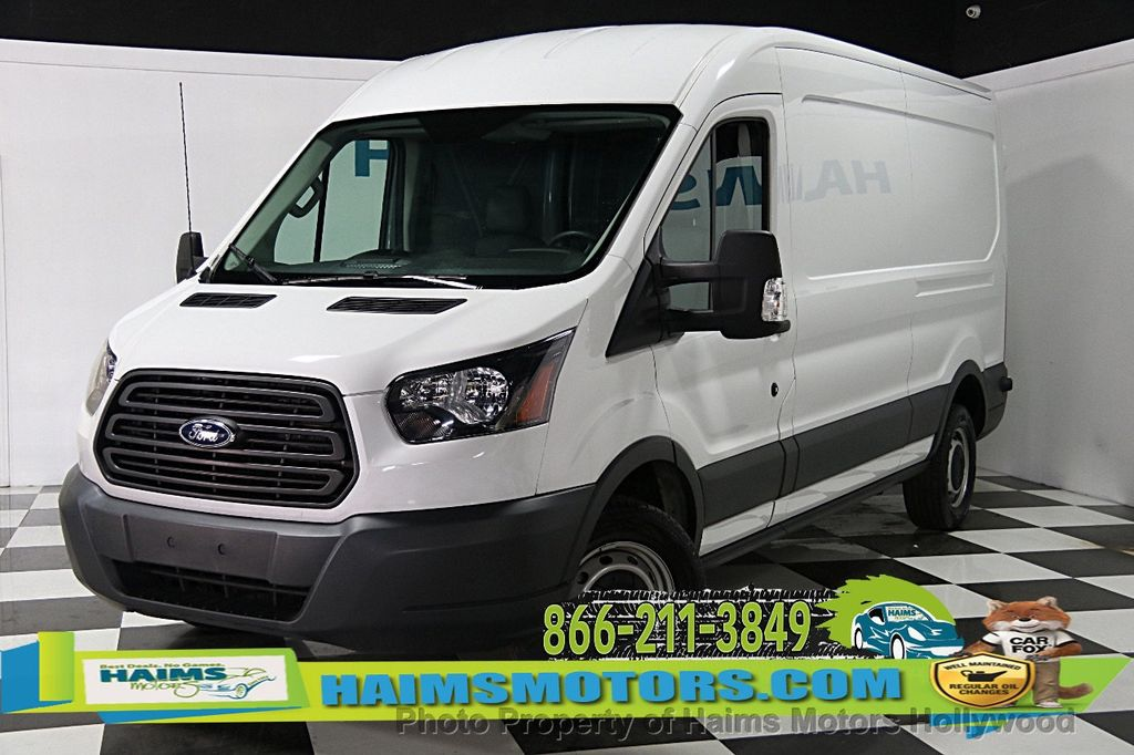 a16a8bd0c9 2015 Used Ford Transit Cargo Van T-250 148