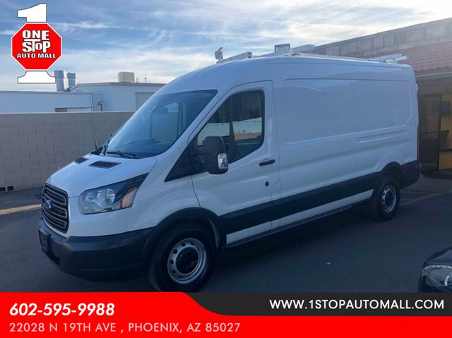 Viento Permeabilidad aire  2015 Used Ford Transit Cargo Van T-250 148