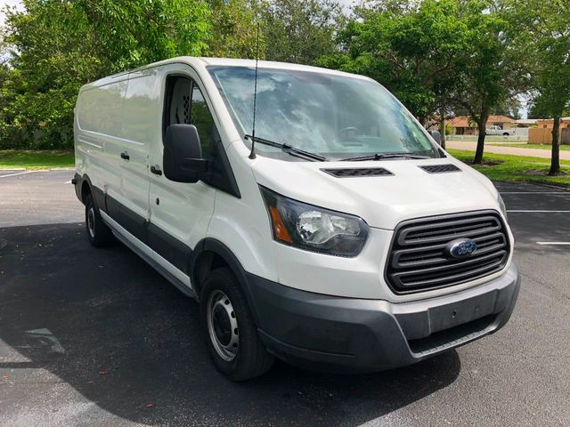 """2015 Ford Transit Cargo Van T-350 148"""" Low Rf 9500 GVWR Swing-Out RH Dr - Click to see full-size photo viewer"""