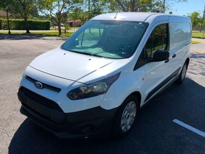 2015 Ford Transit Connect LWB XL Van