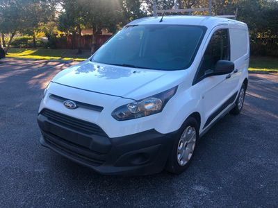 2015 Ford Transit Connect SWB XL Van
