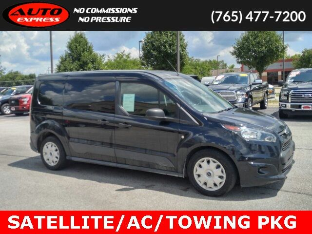 Used Ford Transit Connect >> 2015 Used Ford Transit Connect Xlt Lwb Towing Package Aux Input Steering Wheel Controls At Auto Express Lafayette In Iid 19208334