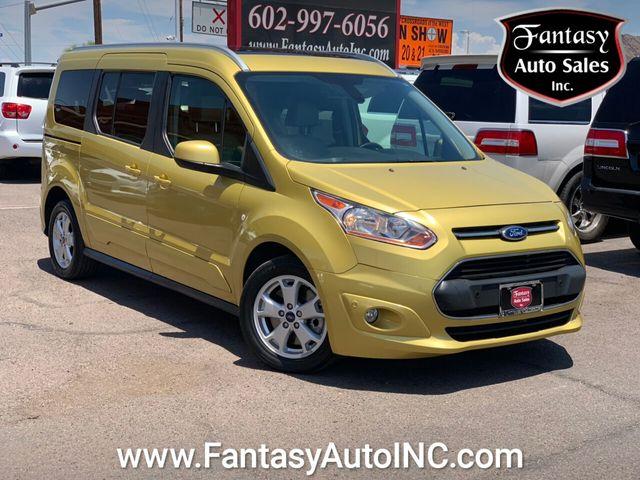 2015 Ford Transit Connect Wagon 4dr Wagon LWB Titanium w/Rear Liftgate Van  for Sale Phoenix, AZ - $14,550 - Motorcar com
