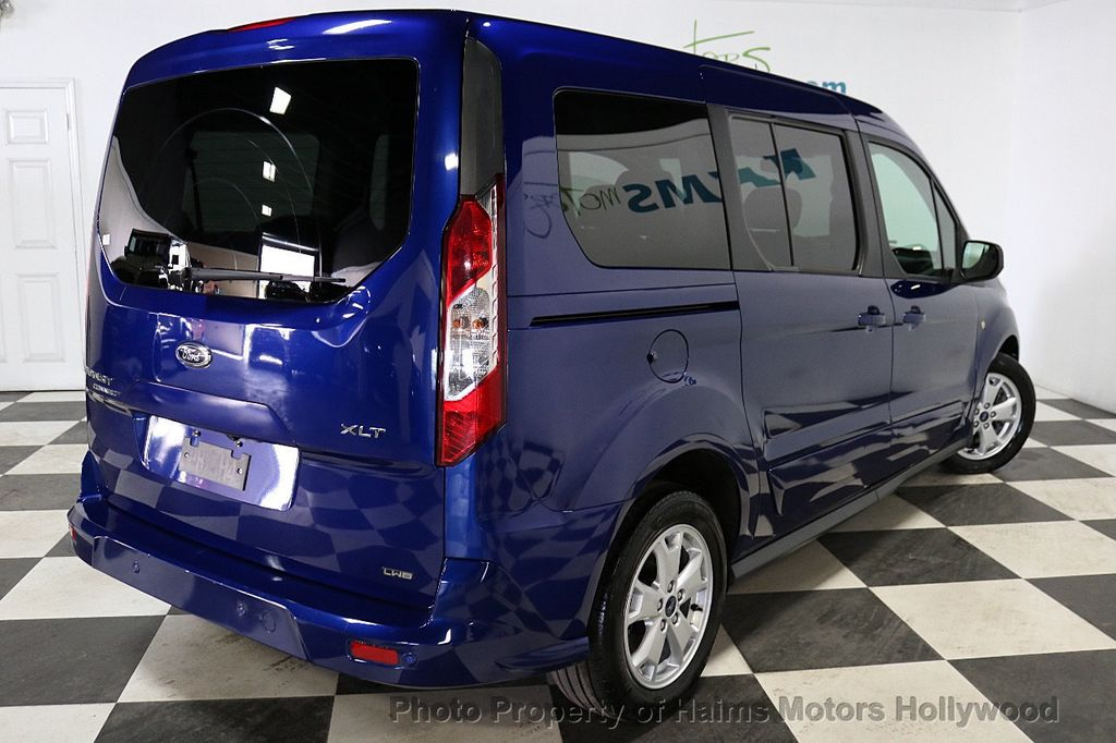 2015 used ford transit connect wagon 4dr wagon lwb xlt w rear liftgate at haims motors serving. Black Bedroom Furniture Sets. Home Design Ideas