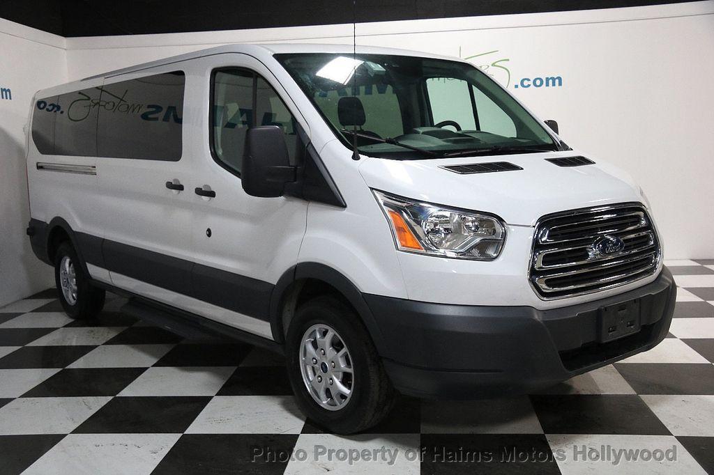 2015 used ford transit wagon at haims motors serving fort. Black Bedroom Furniture Sets. Home Design Ideas