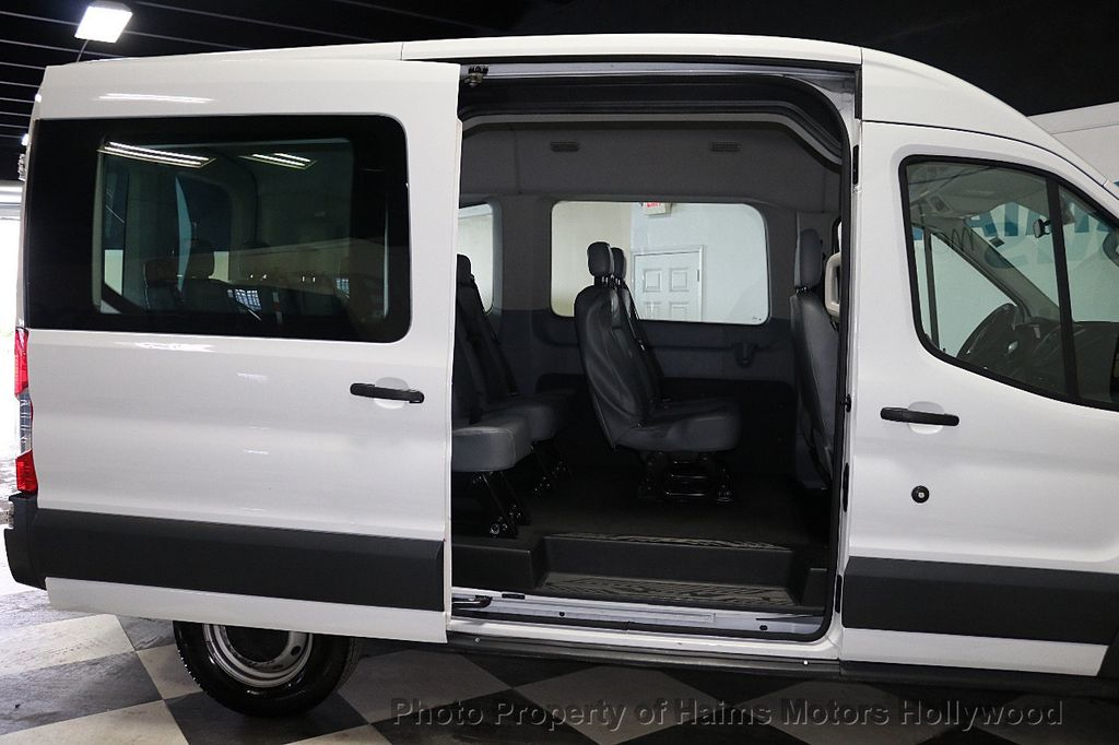 "2015 Ford Transit Wagon T-150 130"" Med Roof XL Sliding RH Dr - 18164097 - 9"