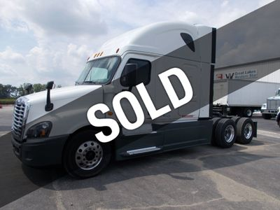 2015 Freightliner CA125 EVOLUTION