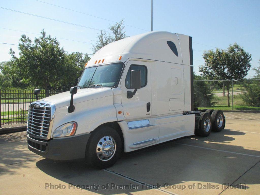 2015 Used Freightliner Cascadia Evolution at Premier Truck