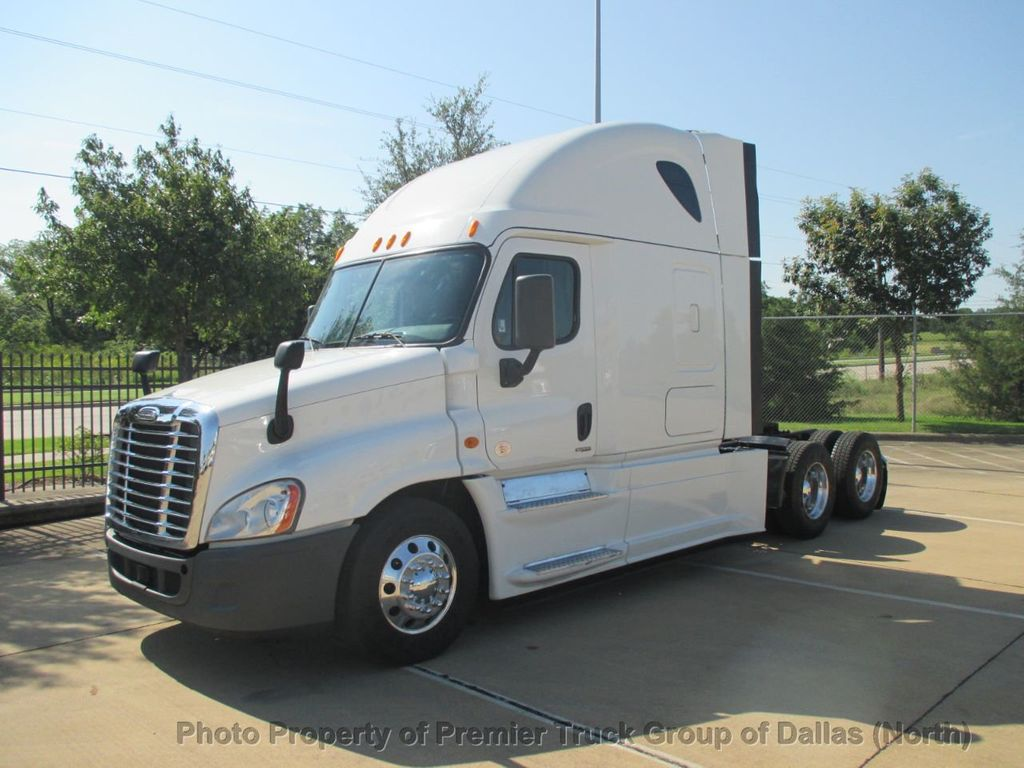 2015 Freightliner Cascadia >> 2015 Used Freightliner Cascadia Evolution Ca125slp At Premier Truck Group Serving U S A Canada Tx Iid 18360436