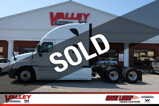 2015 Used Freightliner Cascadia Evolution EW3 Low Miles at Valley  Freightliner Serving Parma, OH, IID 19163128