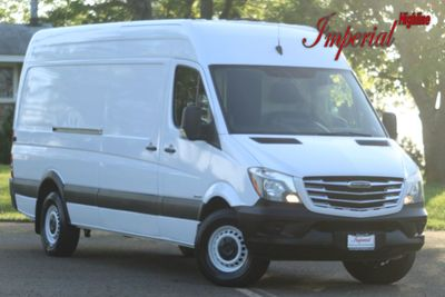 """2015 Freightliner Sprinter 2500 170"""" EXT - Click to see full-size photo viewer"""