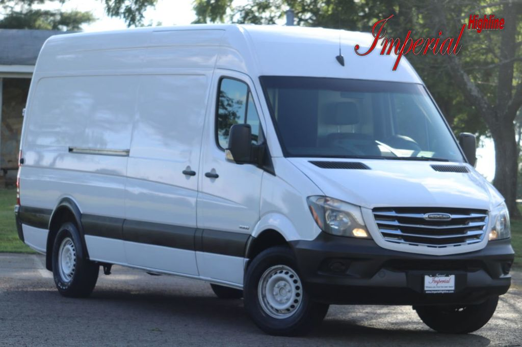 "2015 Freightliner Sprinter Cargo Vans 2500 High Roof 170"" WB EXT - 19132407 - 0"