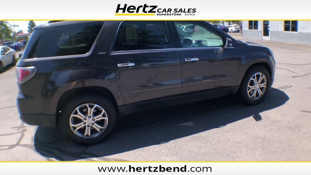 2015 Used Gmc Acadia Awd 4dr Slt W Slt 1 At Hertz Car Sales