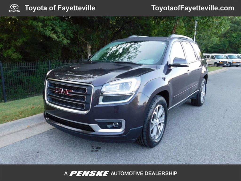 Dealer Video - 2015 GMC Acadia AWD 4dr SLT w/SLT-2 - 16641906