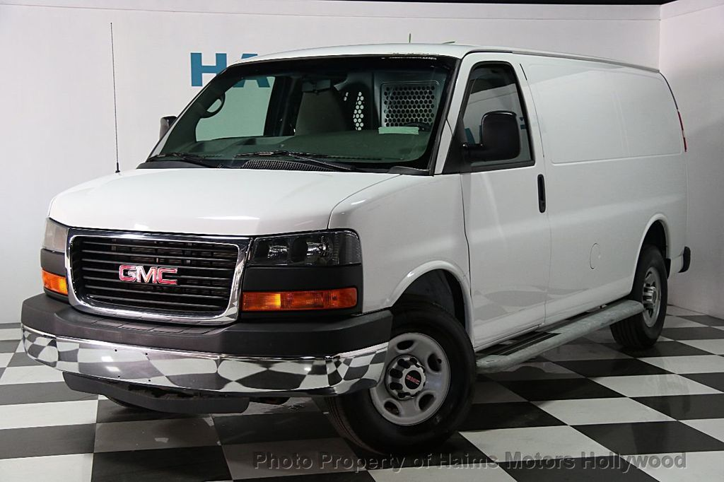 2015 used gmc savana cargo van at haims motors serving fort lauderdale hollywood miami fl. Black Bedroom Furniture Sets. Home Design Ideas