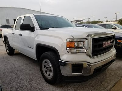 2015 GMC Sierra 1500 2WD DOUBLE CAB 143.5 - Click to see full-size photo viewer