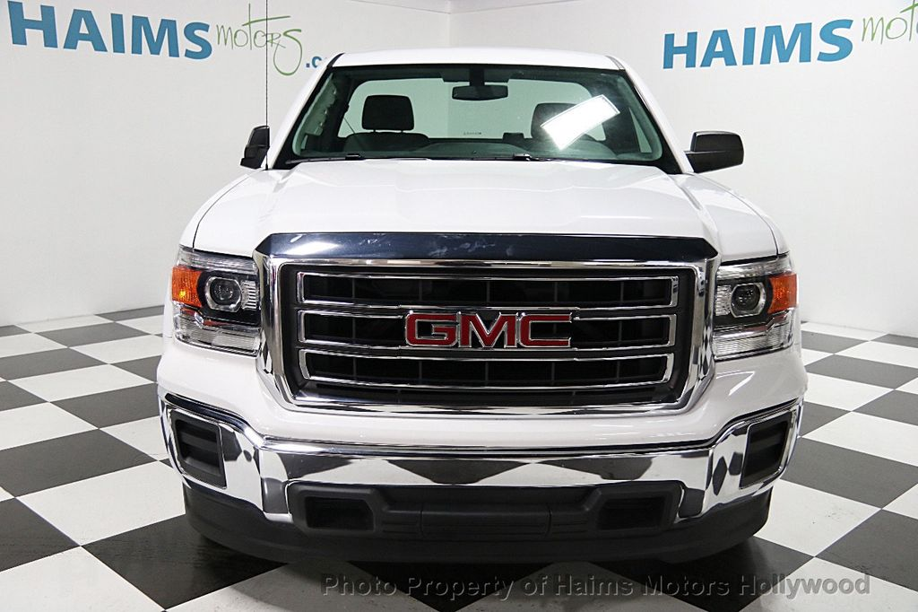 2015 used gmc sierra 1500 2wd regular cab 133 0 at haims. Black Bedroom Furniture Sets. Home Design Ideas
