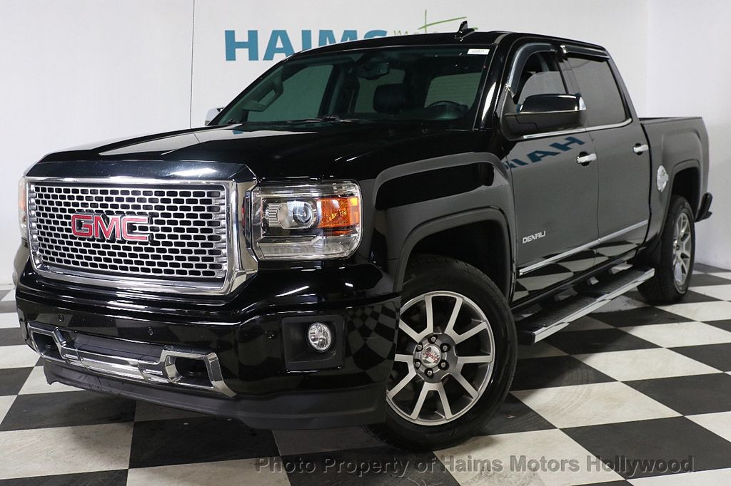 2015 Used GMC Sierra 1500 Denali at Haims Motors Ft ...