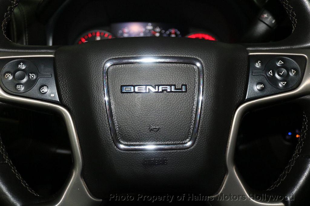 2015 GMC Sierra 1500 Denali - 17837836 - 25