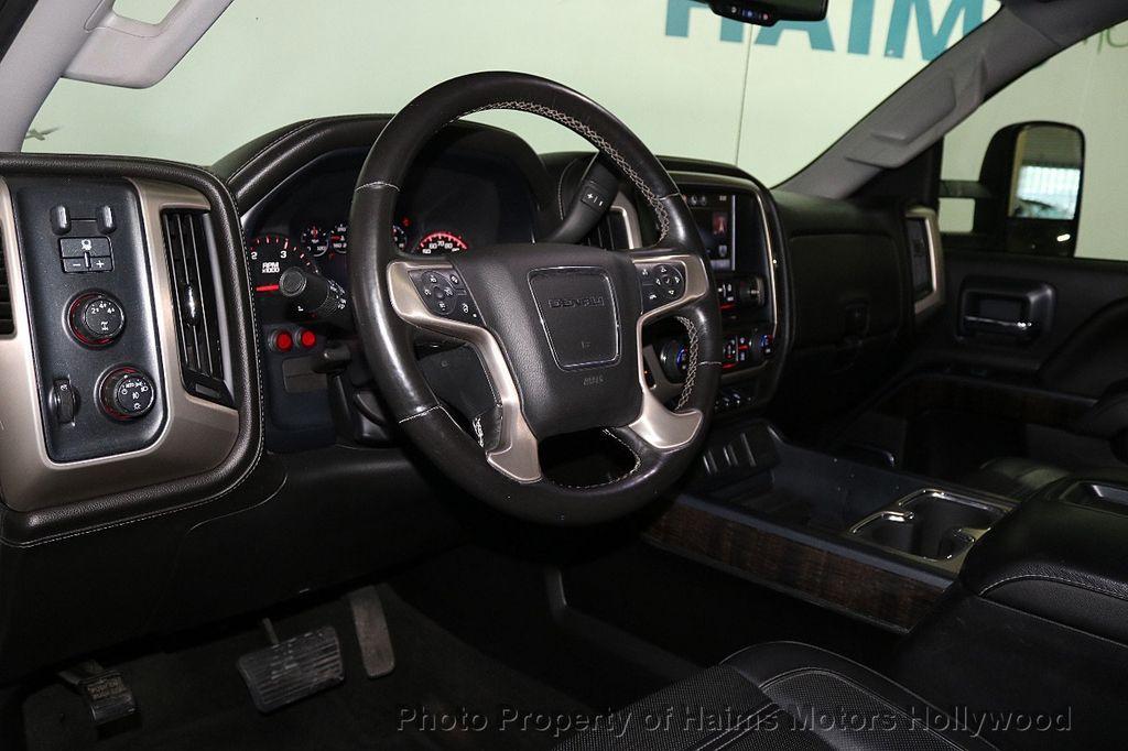 """2015 GMC Sierra 3500HD 4WD Crew Cab 167.7"""" Denali - 17871368 - 19"""