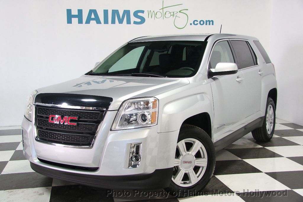 2015 used gmc terrain fwd 4dr sle w sle 1 at haims motors. Black Bedroom Furniture Sets. Home Design Ideas
