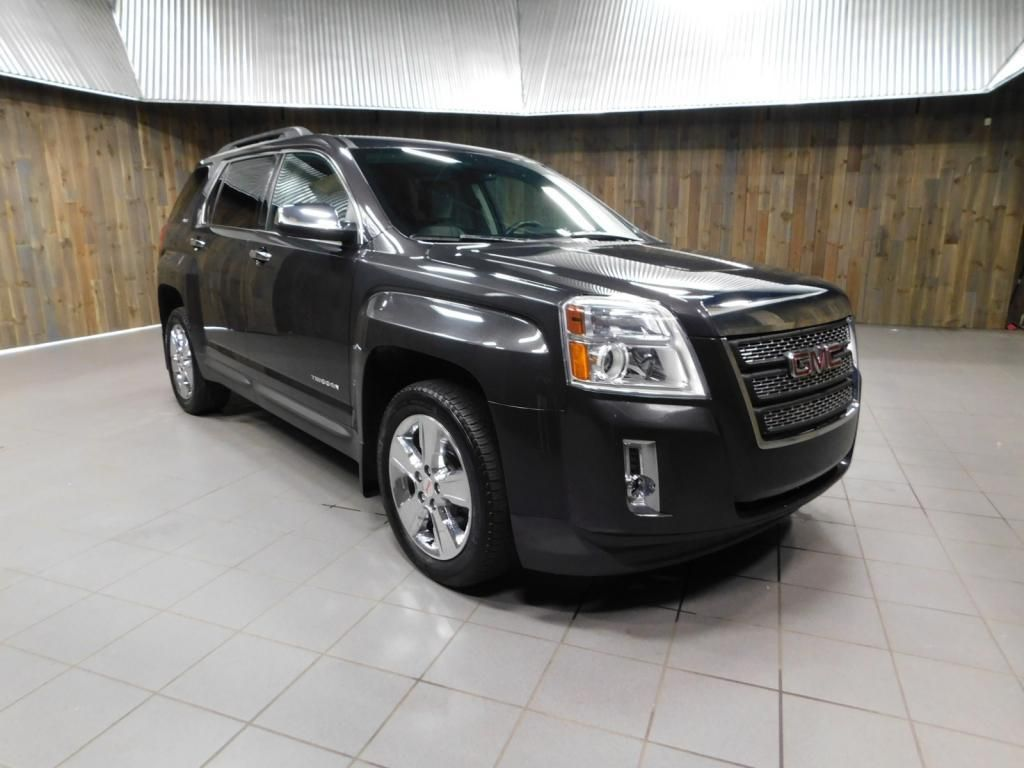 2015 GMC Terrain SLT AWD - LEATHER - NAV - 17780357 - 1