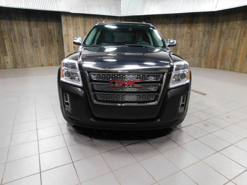 2015 GMC Terrain SLT AWD - LEATHER - NAV - 17780357 - 2