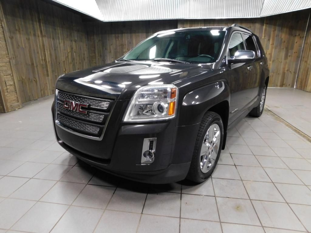 2015 GMC Terrain SLT AWD - LEATHER - NAV - 17780357 - 3