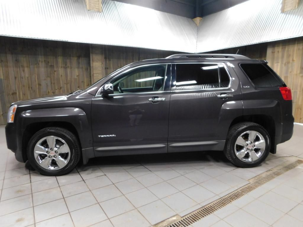 2015 GMC Terrain SLT AWD - LEATHER - NAV - 17780357 - 4