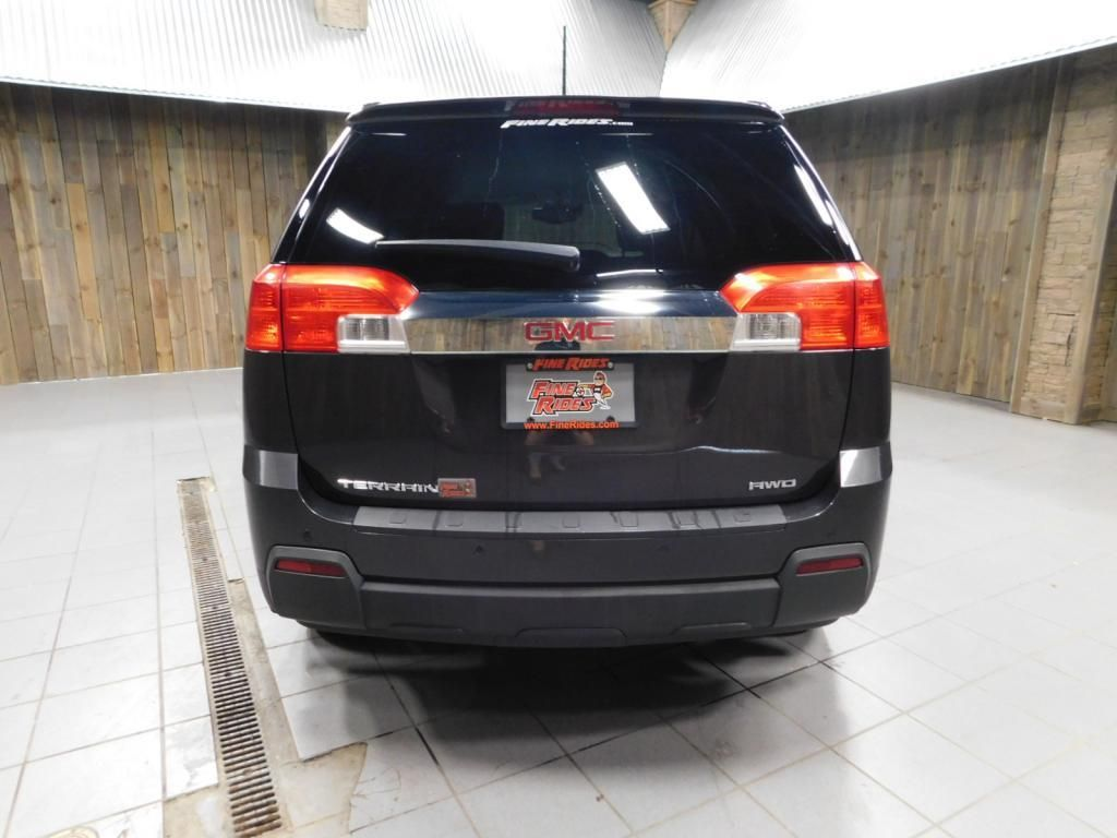 2015 GMC Terrain SLT AWD - LEATHER - NAV - 17780357 - 6