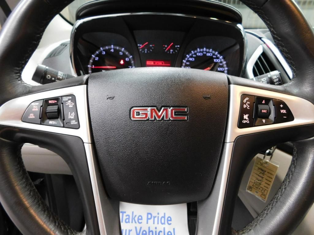 2015 GMC Terrain SLT AWD - LEATHER - NAV - 17780357 - 8