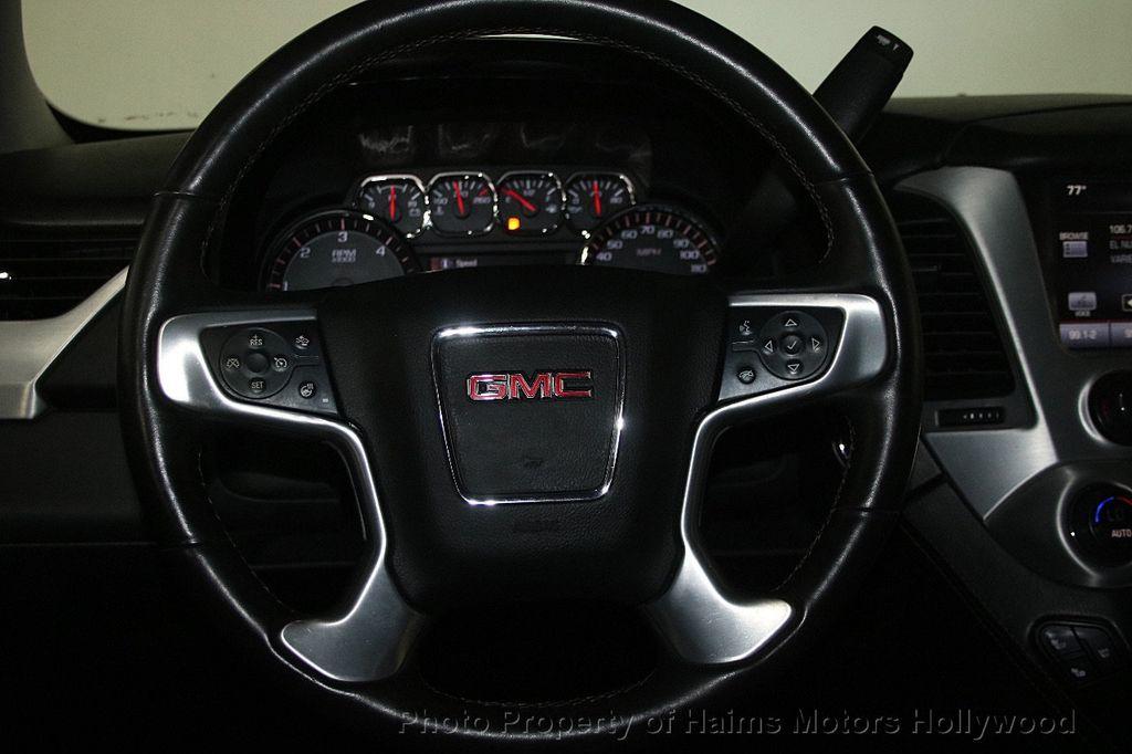 2015 GMC Yukon 2WD 4dr SLT - 17426444 - 33