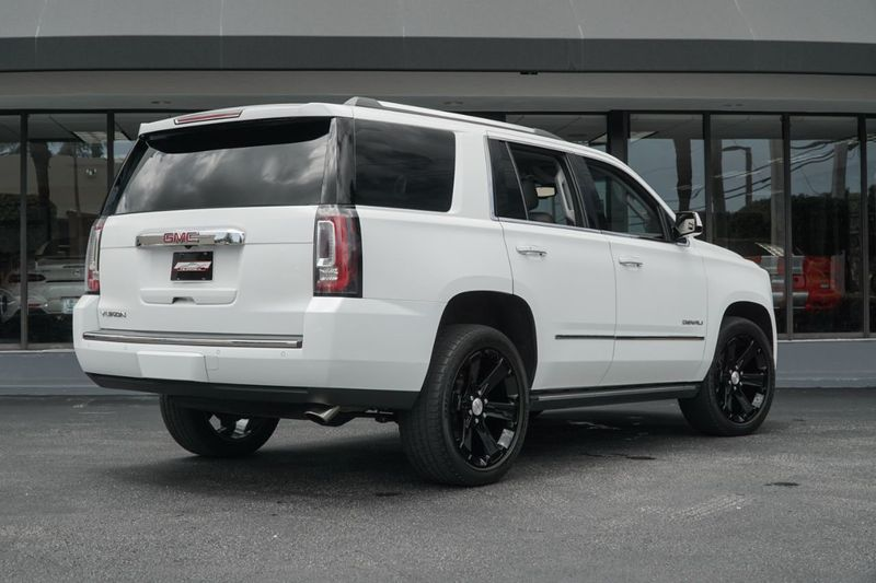 2015 GMC Yukon 4WD 4dr Denali - Click to see full-size photo viewer