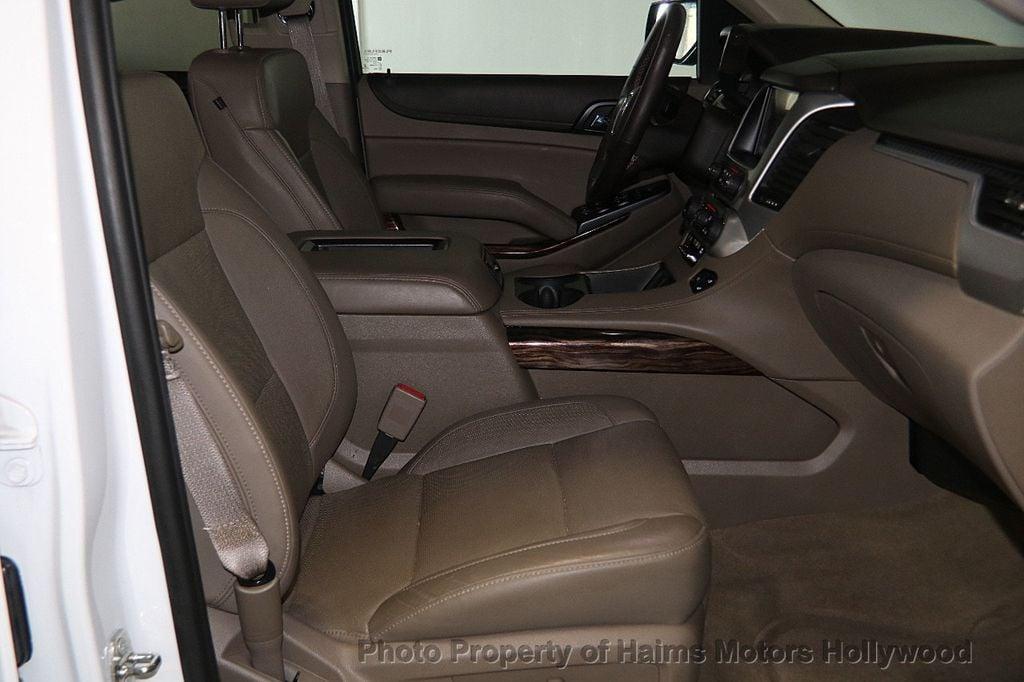 2015 GMC Yukon 4WD 4dr SLT - 17245778 - 16