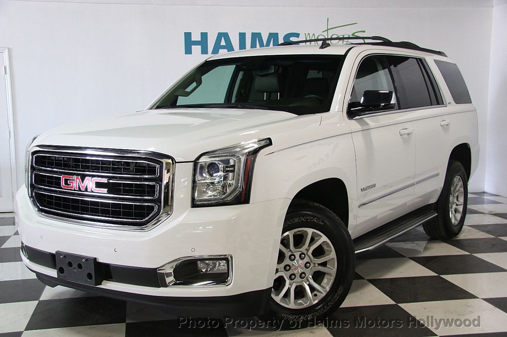2015 Used Gmc Yukon 4wd 4dr Slt At Haims Motors Serving Fort Lauderdale Hollywood Miami Fl