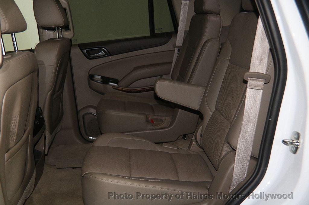 2015 GMC Yukon 4WD 4dr SLT - 17245778 - 20