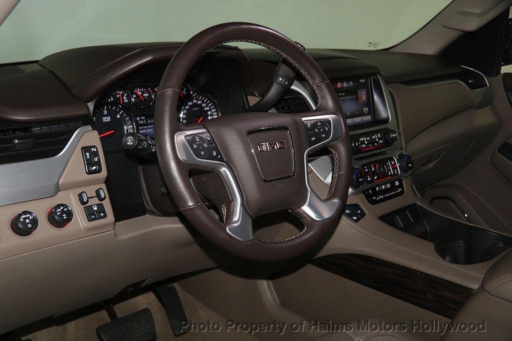 2015 GMC Yukon 4WD 4dr SLT - 17245778 - 22