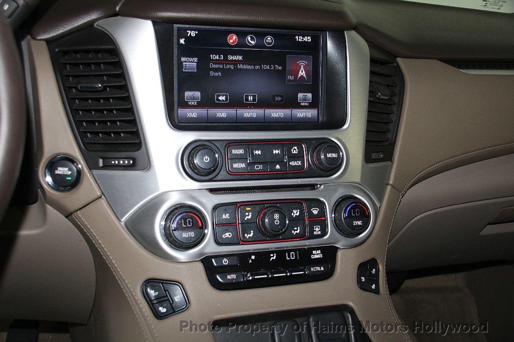 2015 GMC Yukon 4WD 4dr SLT - 17245778 - 23